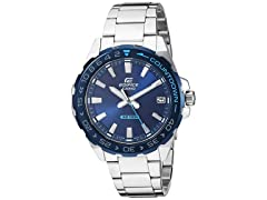 Casio Men's Edifice Quartz SS Watch