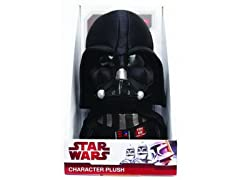 "Star Wars 9"" Talking Plush Toy, Darth Vader"