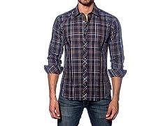 Jared Lang Dress Shirt, Multi