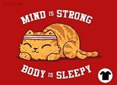 Mind VS Body