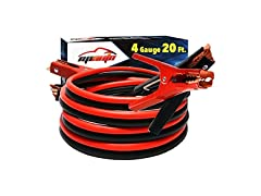Heavy Duty Jumper Cable Battery Booster