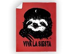 """Viva la Siesta"" Blanket"