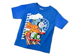 Thomas & Friends Tee- Royal Blue (2T-4T)