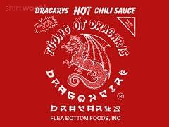Dragon Fire Sauce