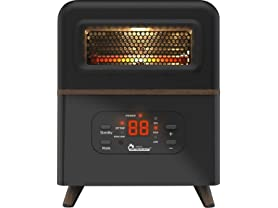 Dr. Infrared Heater Hybrid Space Heater