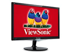 "22"" Full-HD LED Monitor with Speakers"