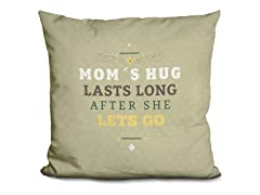 LiLiPi Brand Pillow - Mom's Hug