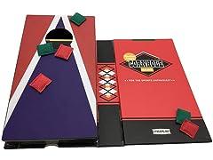 Streamline Cornhole Desktop Edition Game