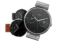 Motorola Moto 360 Smart Watches