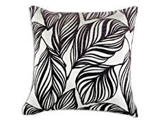 Galveston Plum 17x17 Pillow