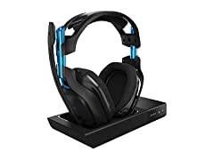 ASTRO Gaming A50 Wireless Headset + Base - PS4