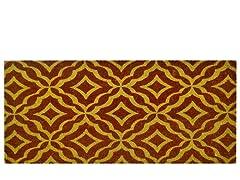 Coir Mat Florence Crimson