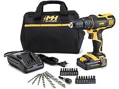 MOTORHEAD Drill Driver 2.0Ah Kit
