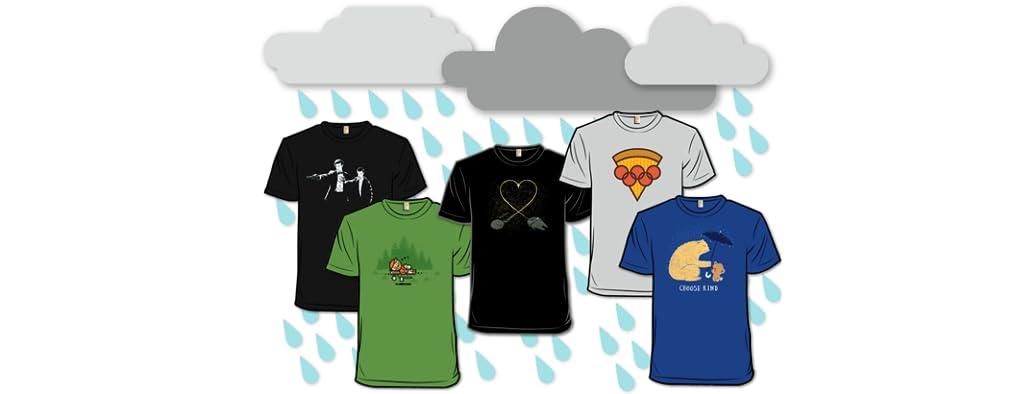 February Shirtstorm!