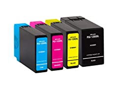 Multi-Pack Inkjet Cartridges for PGI-1200XL