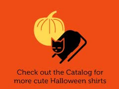 More Cute Halloween Shirts...