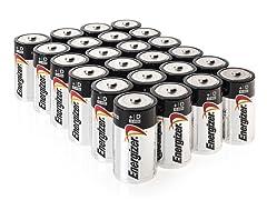 Energizer Max D Alkaline - 24 D
