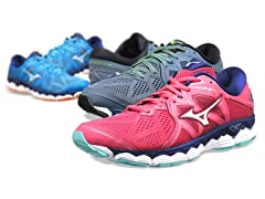 Mizuno Women's Wave Sky 2 Running Shoes
