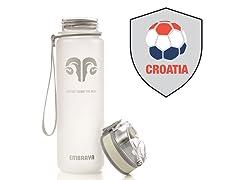CROATIA: White Bottle (Price Until Next Goal)
