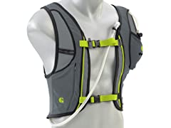 Cadence Pressurized Hydration Pack - Citrus (L/XL)