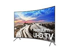 """Samsung 65"""" Curved 4K 240MR Web LED TV"""