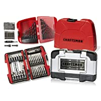 Deals on Craftsman 86-Piece Drill/Driver Bit Set Bundle