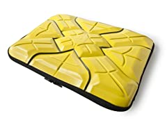 "Extreme Sleeve for 15.6"" Laptop - Yellow"