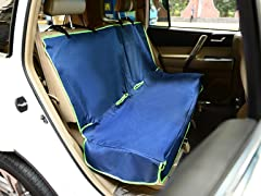 Iconic Pet FurryGo Car Bench Seat Cover