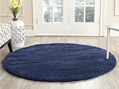 Safavieh Milan Shag Collection Shag Area Rug