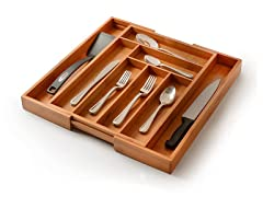 Expandable Utensil Drawer Organizer