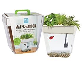 Water Garden Self-Cleaning Fish Tank
