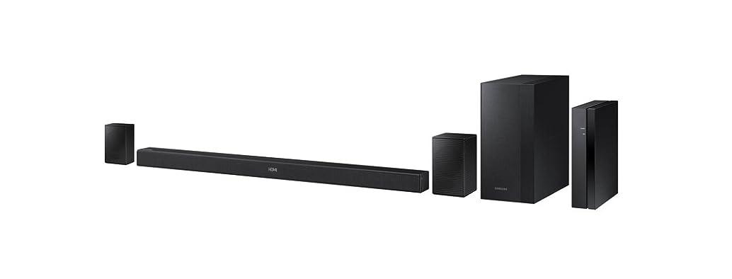 Samsung 200W 4.1 Ch Bluetooth Soundbar w/Wireless Sub