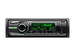 In-Dash CD/USB Receiver w/ Pandora Control