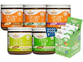 6 Pk Naturally Nutty Seed Butter Sampler