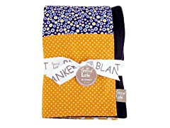 Receiving Blanket - Dreamsicle