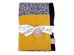 Receiving Blanket - Dreamsicle