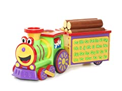 Alphabet Express RC Learning Train