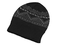 MUK LUKS® Cap with Fleece Lining, Black
