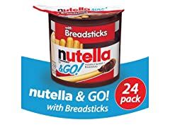 24-Pack Nutella and Go Snack Packs