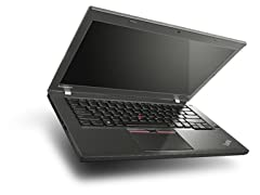 "Lenovo ThinkPad 14"" T450 Touch 256GB Notebook"