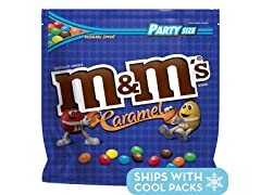 M&M'S Caramel Chocolate Candy, 38oz