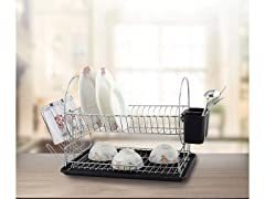 Zanzer / Diamond Home DD10050 2-Tier Dish Drying Rack