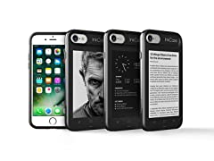 """Oaxis Inkcase i7, 4.3"""" E Ink eReader for iPhone"""