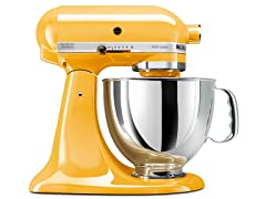 KitchenAid 5-Quart Tilt-Head Stand Mixer, Buttercup