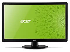 "Acer 19.5"" Widescreen LCD Monitor"