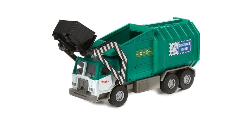 Mighty Motorized Garbage Truck Kids Toys