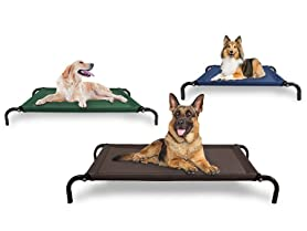 FurHaven Pet Cot w/ Plush Blanket (You Pick)