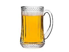 Godinger Belmont Beer Tankards S/2