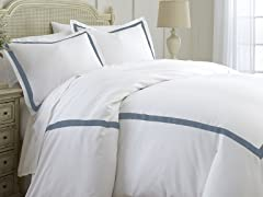 Italian Hotel Collection 3 Piece Duvet