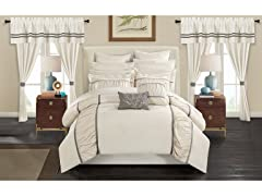 Chic Home Mayan 24-Piece Comforter Set